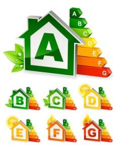 certificado eficiencia energética escrituras