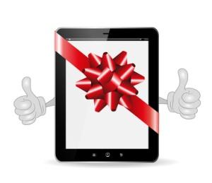 Regalo iPad
