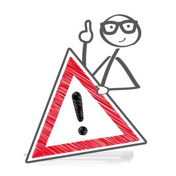 Precaución mal asesoramiento internet