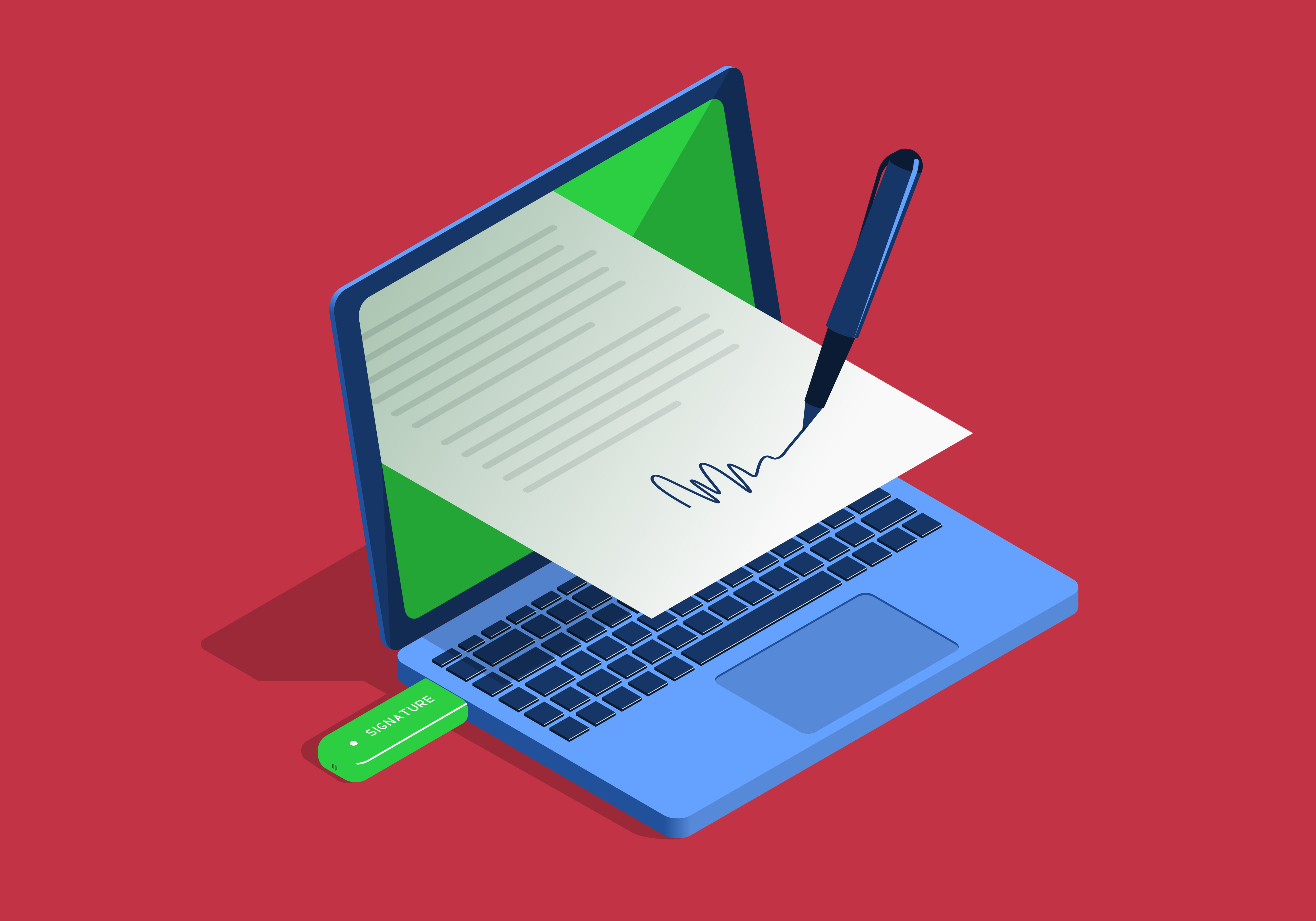 Documentos electrónicos y actividad notarial